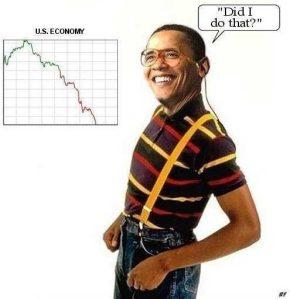 Obama as Urkelizing re Economy